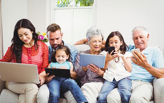 Rodzina i nowe technologie